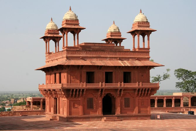 Full Day Agra Sightseeing Tour from Delhi by Car