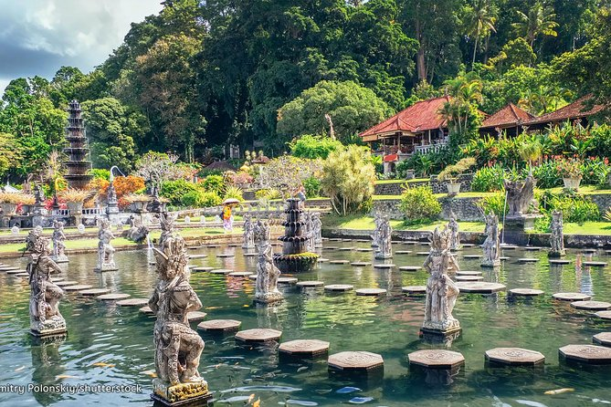 Full-Day Tour to Lempuyangan Temple in Bali with Lunch