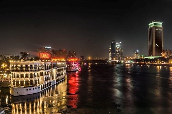 Best Nile Dinner Cruise in cairo