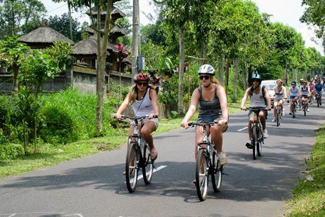 Bali Bike Ride Tour