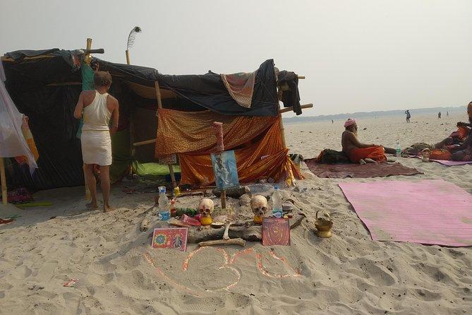 A walking tour in Varanasi : Understanding Death - The Salvation Walk