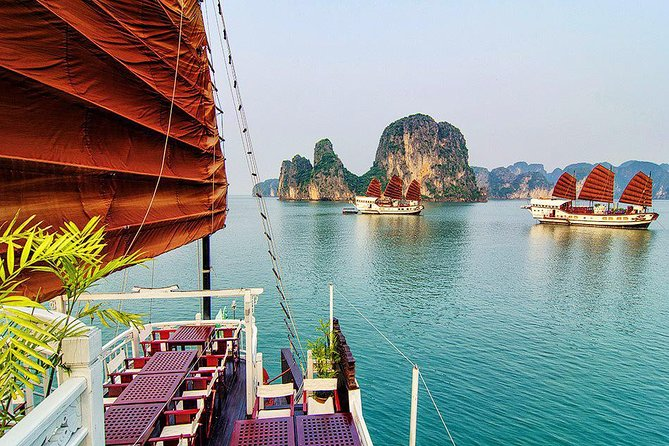 Ha Long Full Day Deluxe Trip - Long Route (6-Hour Trip)