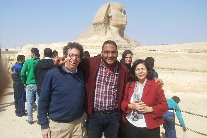tour half-day to Giza pyramids sphinx and valley temple from cairo giza hotels photo 6