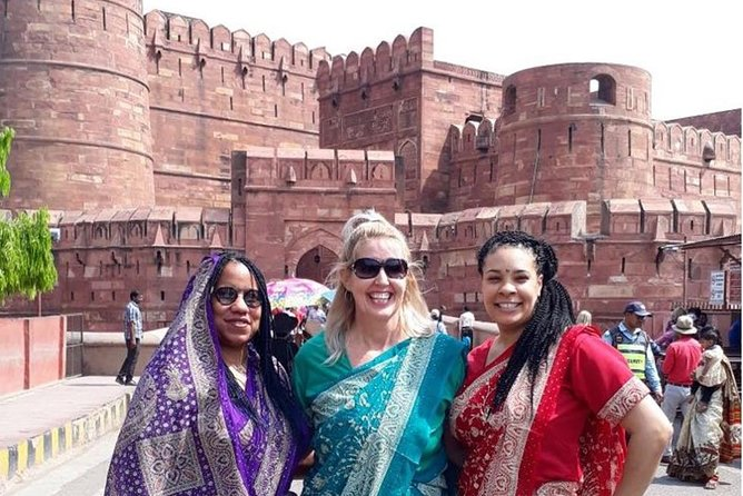 Best of Agra Full-Day Tour from the Agra Train Station