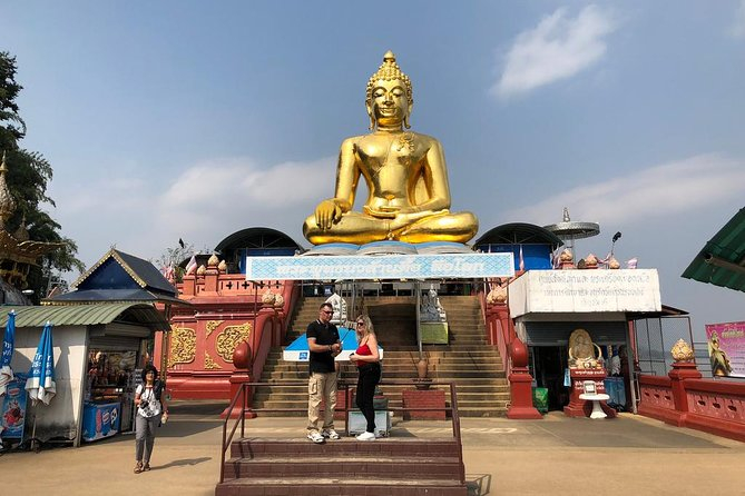 Ancient City Tour from Chiang Rai including Golden Triangle and Royal Villa
