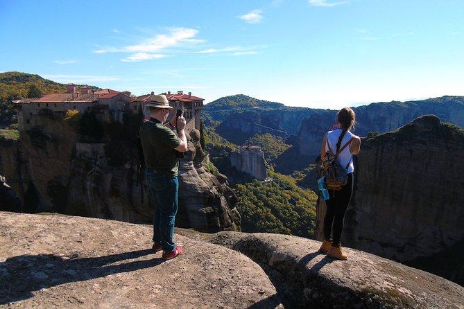 Half-Day Meteora Cultural Tour from Kalambaka train station
