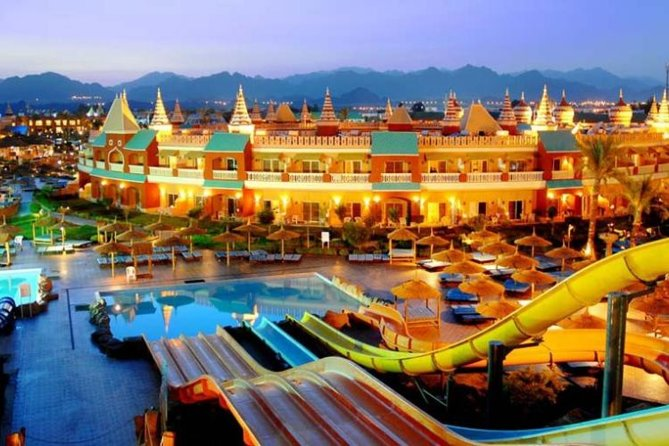 Aqua Park Adventures in Sharm El Sheikh