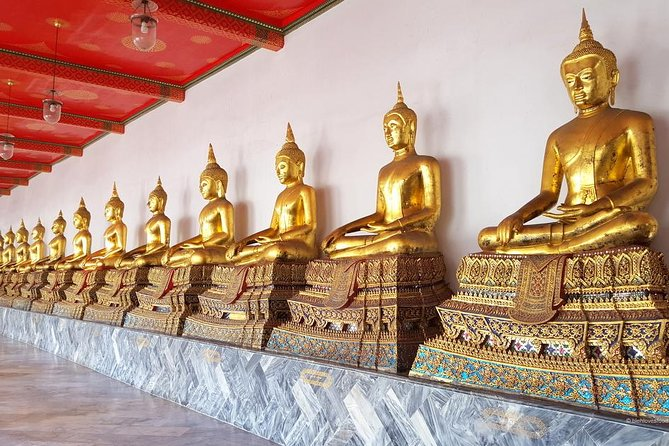 Fullday Join Tour Bangkok temple & city tour + Lunch + Royal Grand Palace