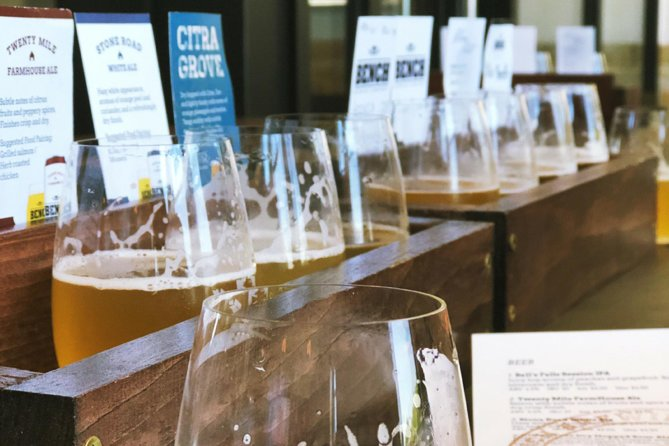 The Compromise Tour- Includes Brewery, Winery, Distillery, Ice Wine and Cider