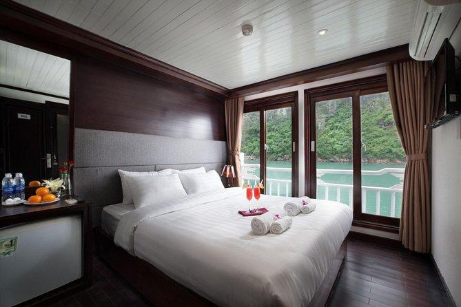 2-dagers Deluxe Cruise på Halong Bay fra Hanoi