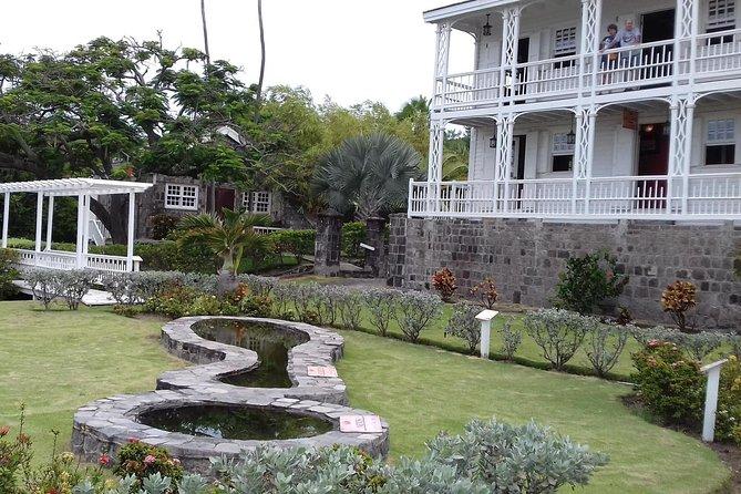 Basseterre Plantation Private Half Day Tour