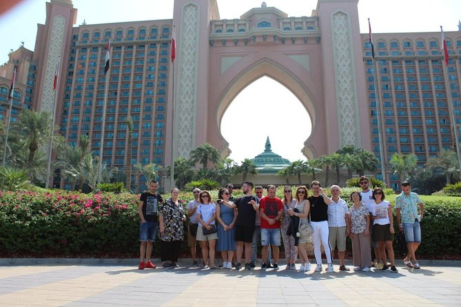 Dubai City Tour: Experience Top Attractions of Dubai with Pickup from Sharjah. photo 1