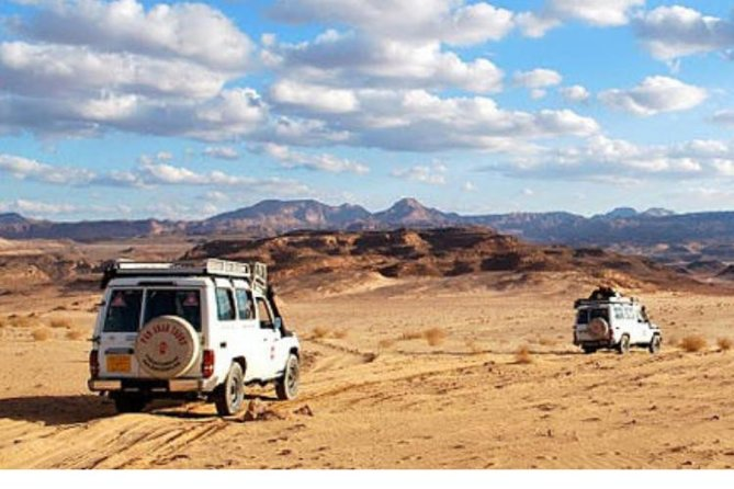 Jeep Tour St. Catherine Monastery, Sinai & Lunch in Dahab