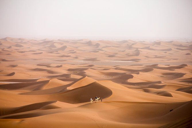 Sentiments of the Sahara, 4 days and 3 nights in the desert of M'Hamid