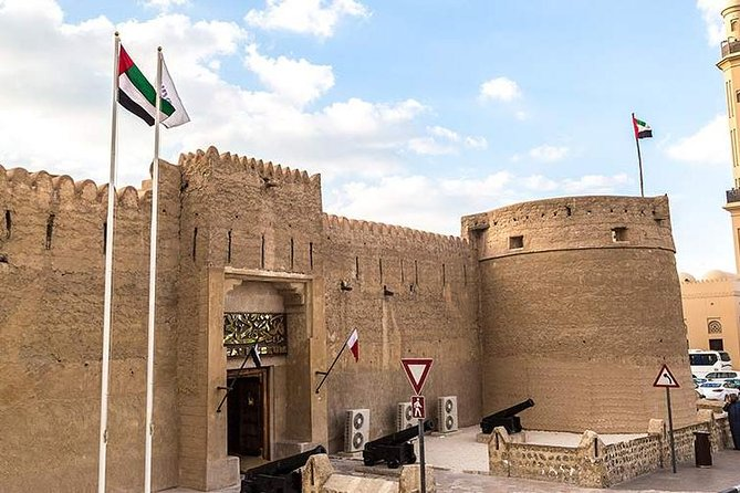 Dubai City Tour with Dubai Frame Experience