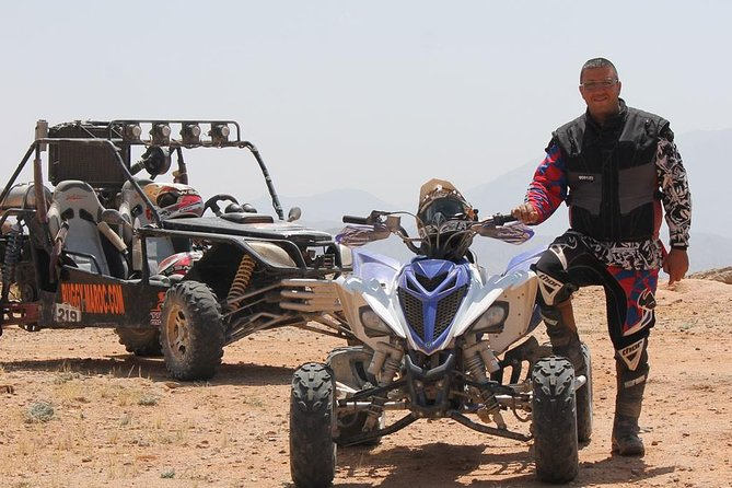 Half-Day Quad Biking In Agadir Surroundings photo 4