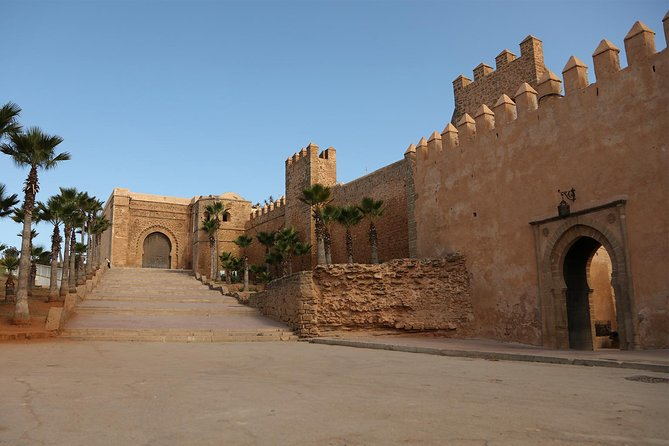 Day trip from Casablanca to Rabat to explore the world heritage kasbahs