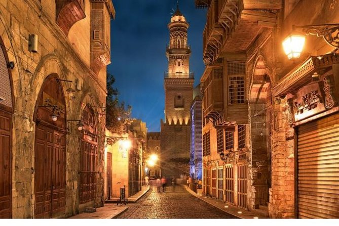 KHAN AL KHALILE MARKET & Old Cairo - Islamic & Coptic Discovery