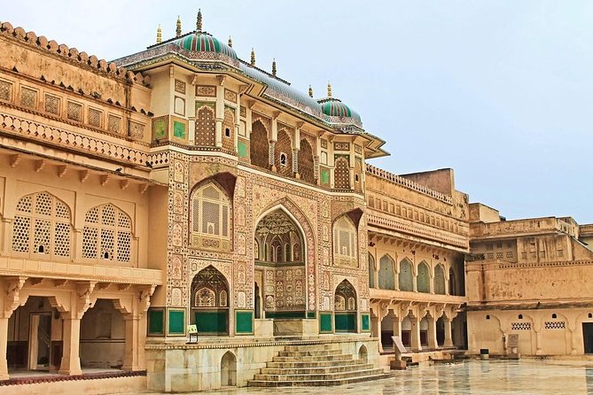 Private Jaipur Day Tour By Car From Delhi