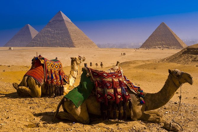 Private tour from Hurghada to Pyramids OF GIZA tour