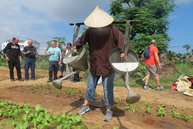 Hoian Cooking Class And Foot Massage Countryside Private Tour photo 9