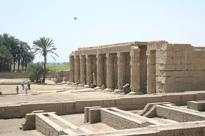 Private Tour: valley of the queens,Carter House,Temple of Seti, Ramesseum Temple