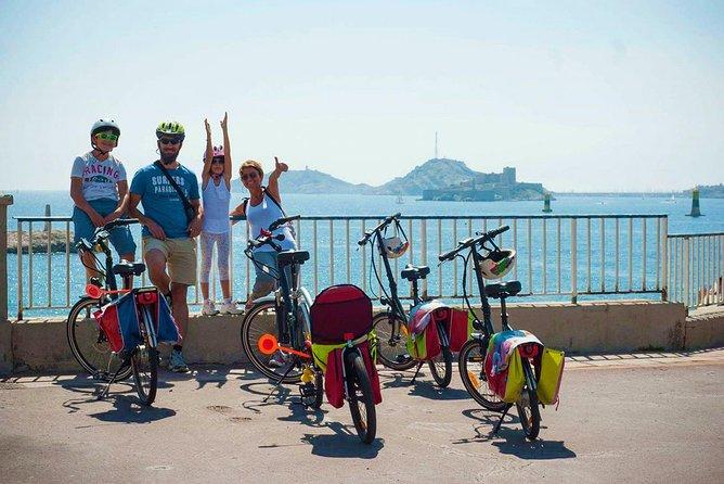 Marseille Smalll Group Electric Bike Tour