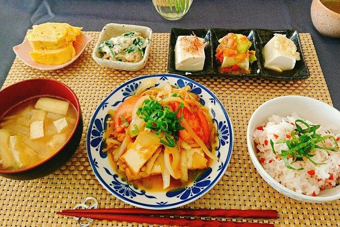 豆腐料理教室