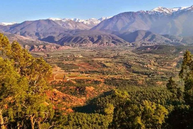 Day tour from Marrakech to imlil valley & toubkal kasbah