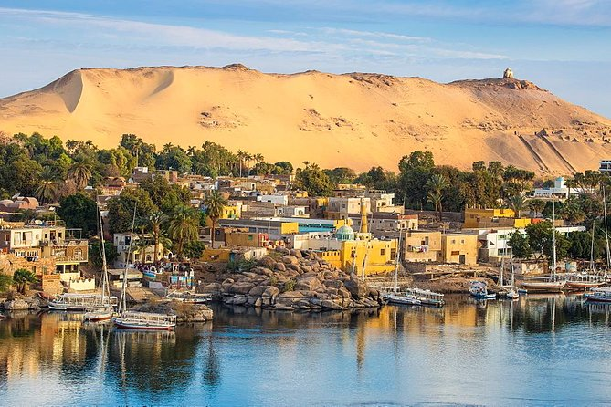 Aswan private day Felucca Tour on the Nile to Nubian village photo 6
