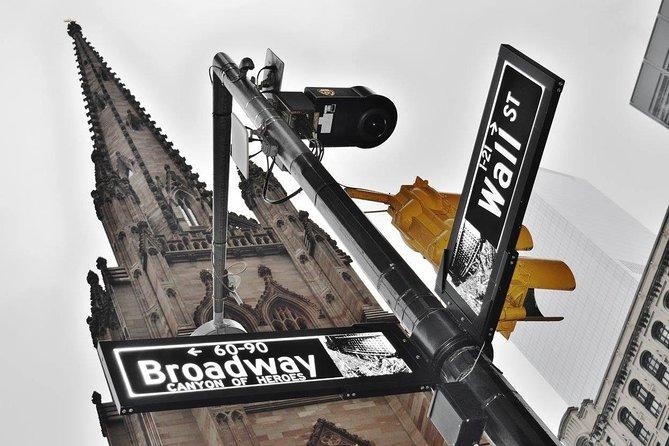 Small-Group Downtown, 911 Memorial Tour met Statue of Liberty voetstuktoegang