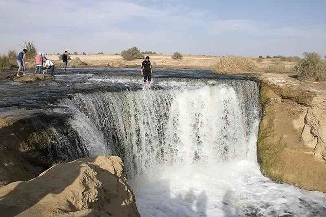 Wadi El Rayan & Al Fayoum - Desert Day Trek - Cairo