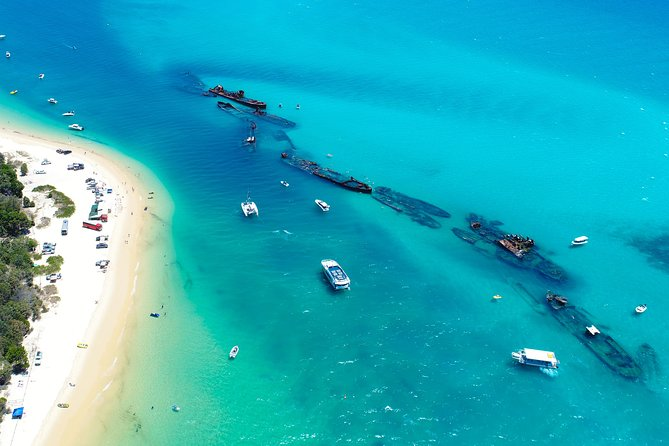 Private Tangalooma Wrecks Tour