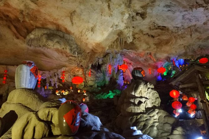 Private Day Tour to Lianzhou Underground River and Yao Village from Guangzhou