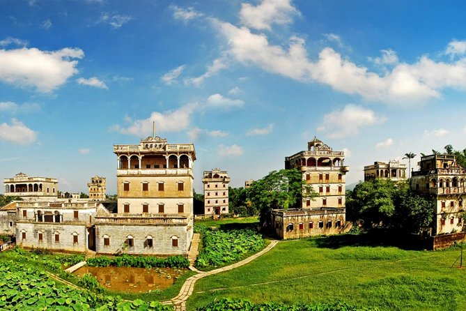 All Inclusive Kaiping Diaolou Heritage Private Day Trip from Guangzhou