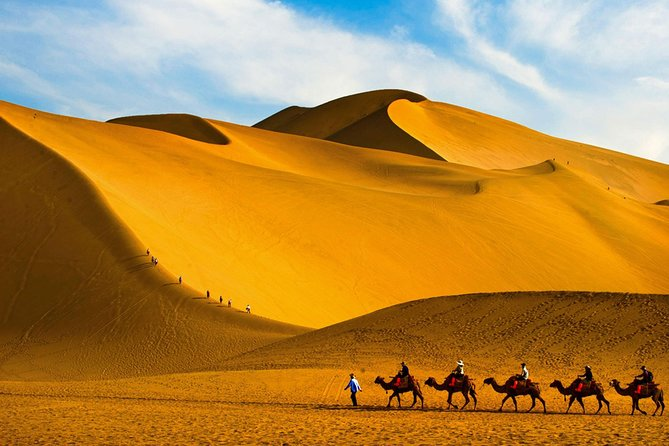 3-Night Private Tour from Dunhuang to Jiayuguan photo 6