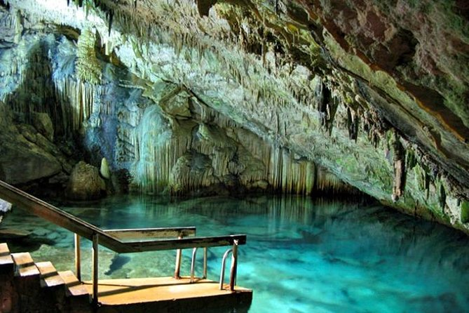 Excursão Mix e Match de Crystal and Fantasy Caves