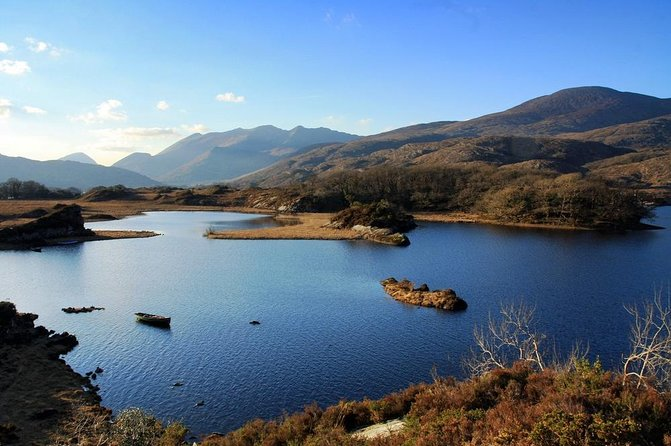 2-Day Killarney and Ring of Kerry Rail Tour from Dublin.
