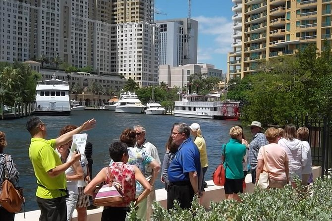 Las Olas River Cruise & Food Tour