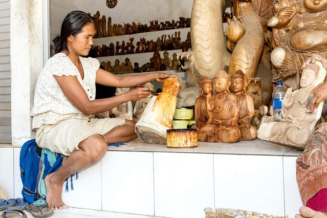 Ubud Arts & Crafts Tour