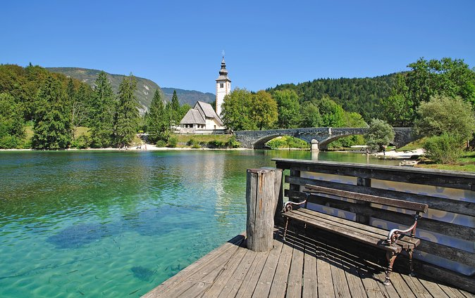 PRIVATE TOUR Lake Bled and Bohinj - Beyond the Alpine Lakes from Ljubljana photo 2