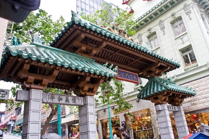 Chinatown and North Beach Walking Tour