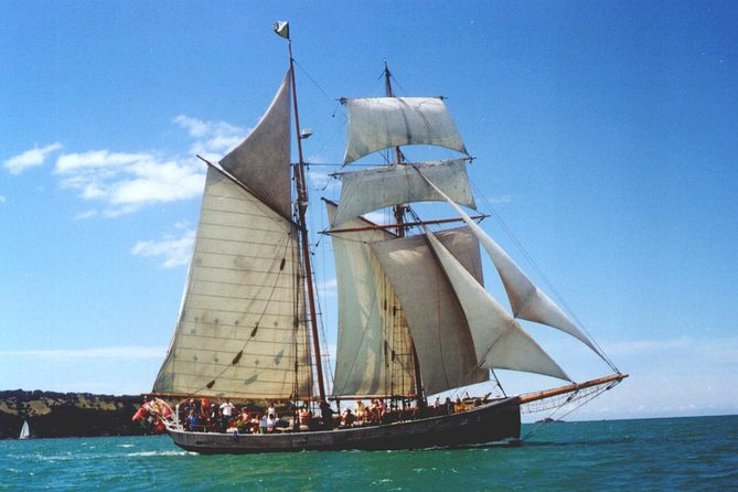 Bay of Islands Tall Ship Sundowner Sailing