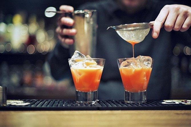 História da cidade de Nova York e excursão para beber