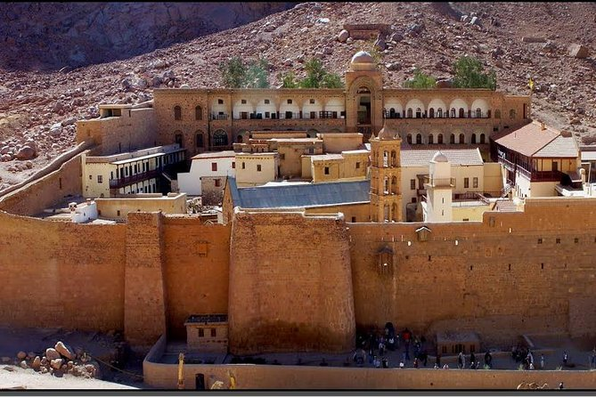 St Catherine Monastery Private Day Tour From Sharm El Sheikh