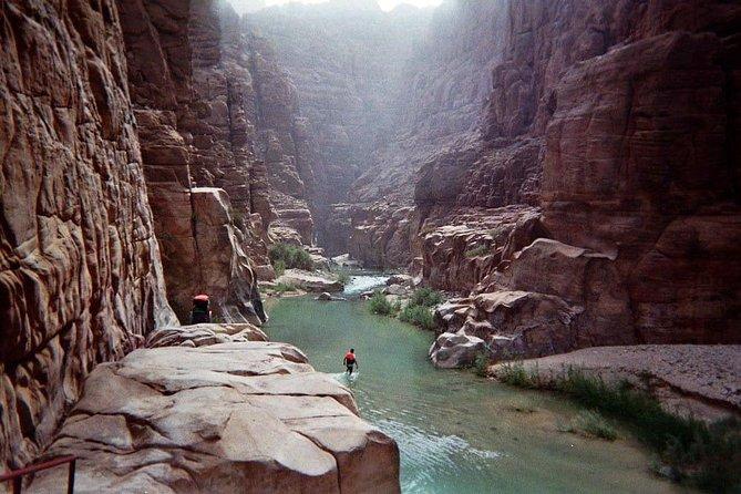 Wadi Mujib Siq Trail |