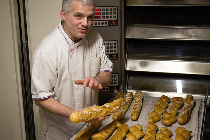 French Baking Class: Baguettes and Croissants in a Parisian Bakery