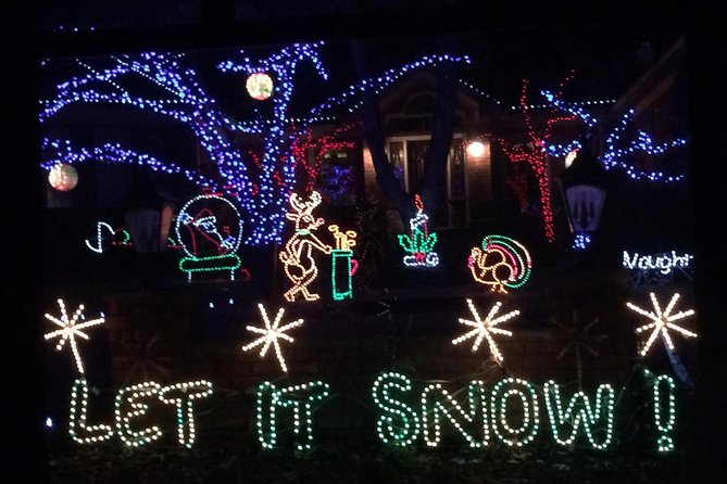 Nashville Holiday Lights Tour mit Lotz House Eintritt