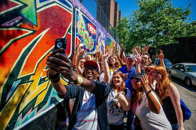 Harlem hiphopwandeltocht