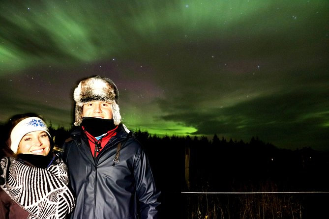 Northern Lights 4x4 Jeep Tour from Akureyri